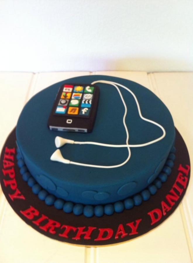 Teenager Cake Ideas For Boys